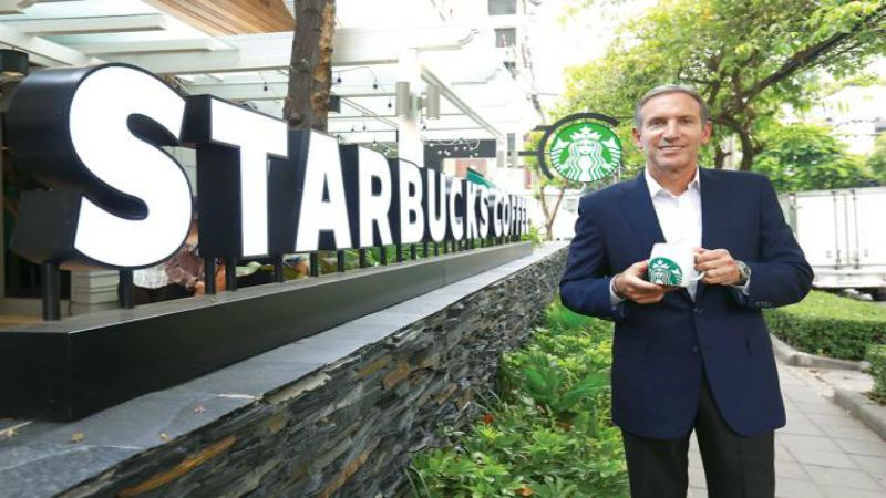 Starbucks President No tolerance for conventional marriage supporters