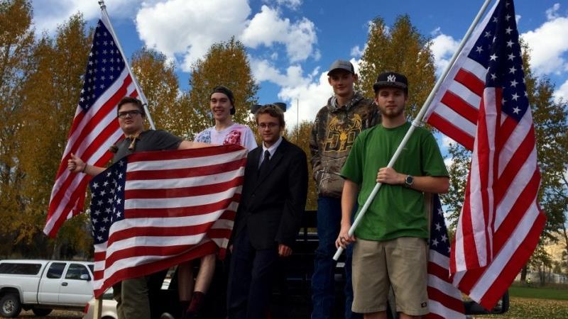 Jackson Hole Students Fight Back