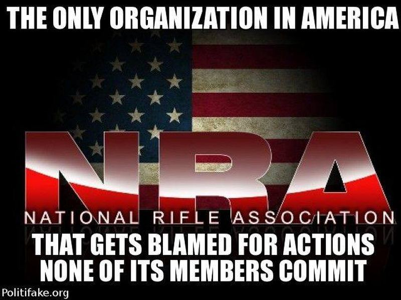 NRA_Meme1 meme reveals sad truth about gun control, crime and the nra