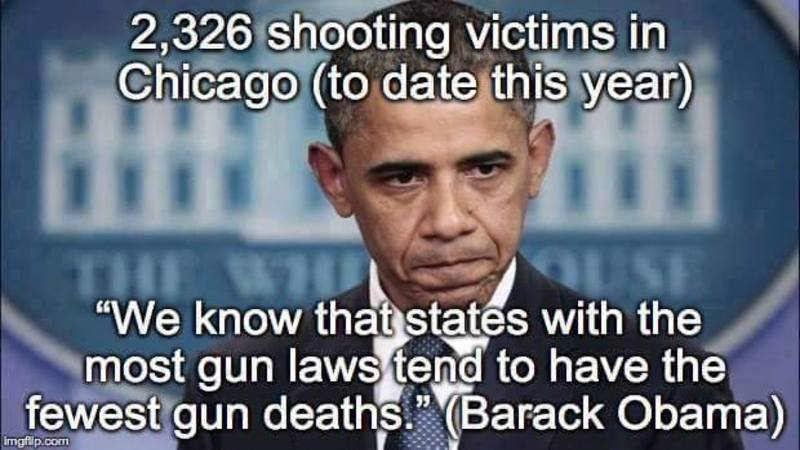 Truth Bomb Meme Explodes Obama S Narrative On Gun Control