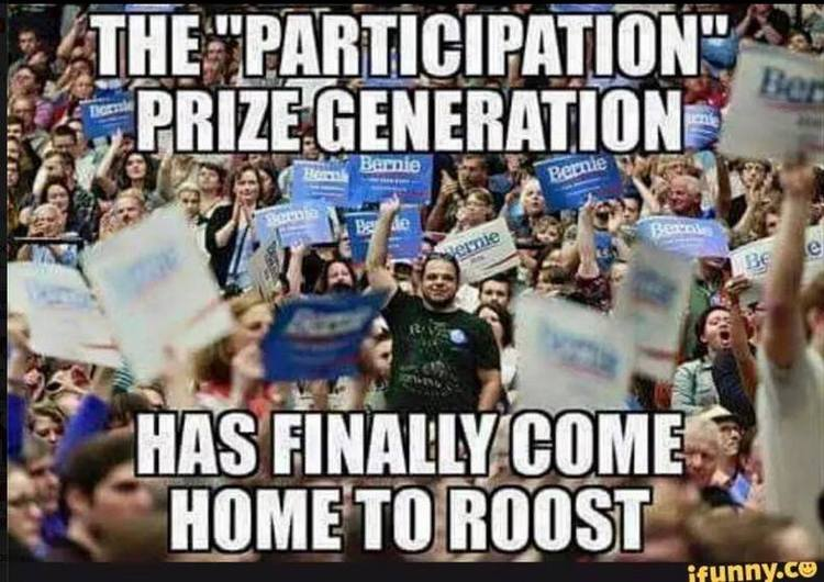 Image result for where's the participation trophy meme