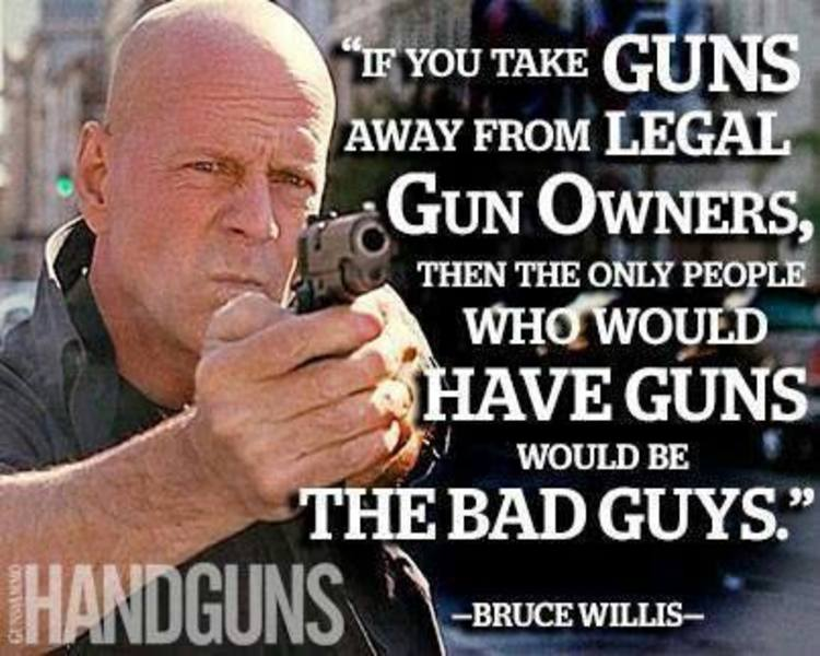 why gun control is worse in Here's a review of the top ten lies obscuring the gun debate.