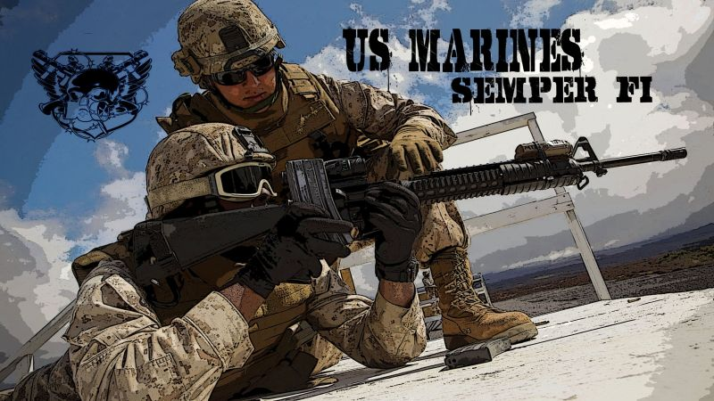 how to get into the marines