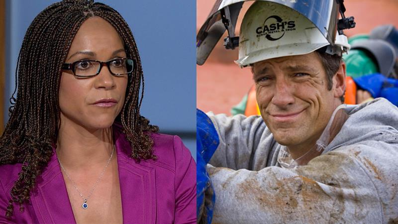 Melissa Harris-Perry vs Mike Rowe