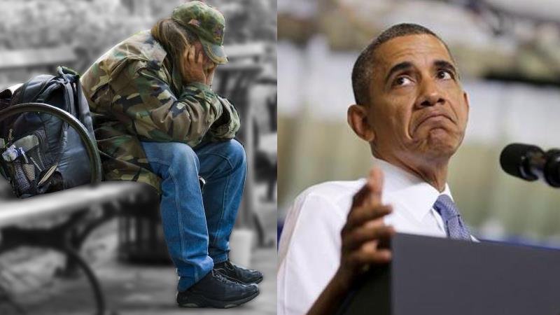 Obama Homeless Veterans