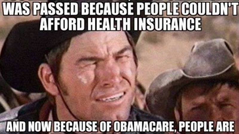 This Brilliant Obamacare Meme Goes VIRAL in Under an Hour