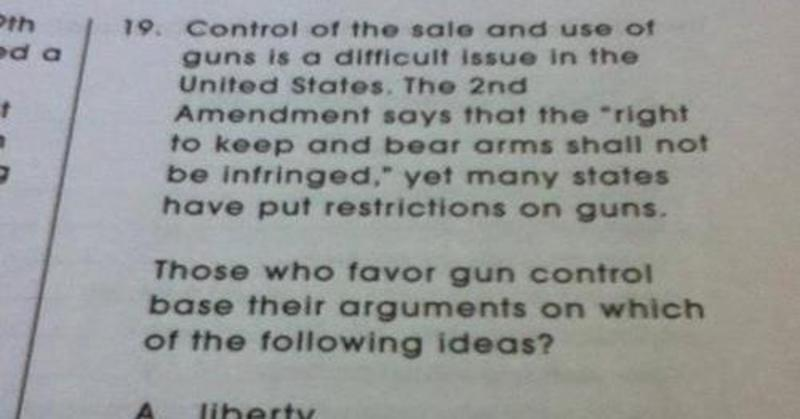 essays on why we should have stricter gun control Free essay: we need gun control baton rouge the need for stricter gun control laws essay instead of gun control we should be looking for a solution.