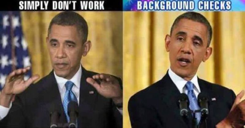 Obamas Principles >> BRILLIANT Meme Exposes Obama's Hypocrisy on Guns and Refugees