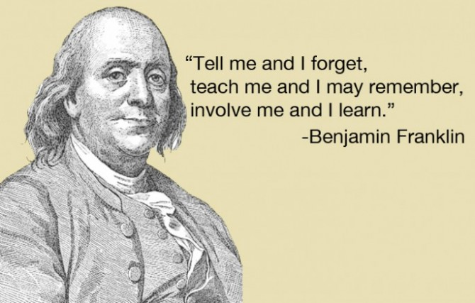 Top 10 Ben Franklin Quotes On His 310th Birthday MEMES