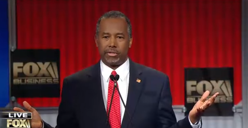 essay on ben carson Ben carson: the man with gifted hands it was the year 1959 in the outskirts of detroit, and a small, skinny african-american boy of 8 years old named ben carson sat in shock at what he had.