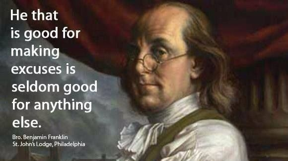 Ben Franklin New Years Quote: Top 10 Ben Franklin Quotes On His 310th Birthday [MEMES]
