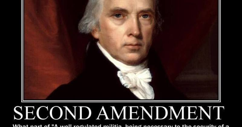 federalist papers first amendment