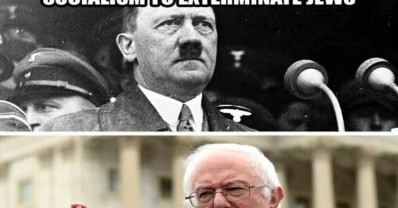 BRUTAL Meme Exposes Tragic Irony of Bernie Sanders [MEME]