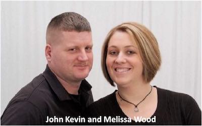 john and melissa wood