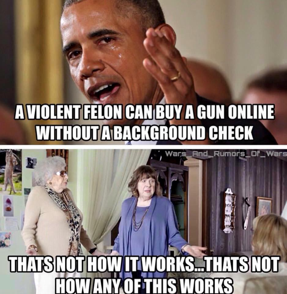 Gun Control Quotes Epic Meme Owns Obama And Leaves You In Stitches