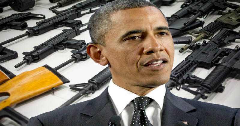 Obamas Principles >> Firearm Association DESTROYS Obama's Gun Industry Lies With Open Letter