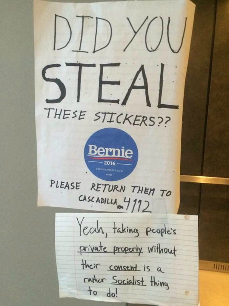 stickersbernie