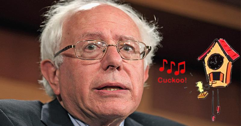 Bernie Sanders Far Left