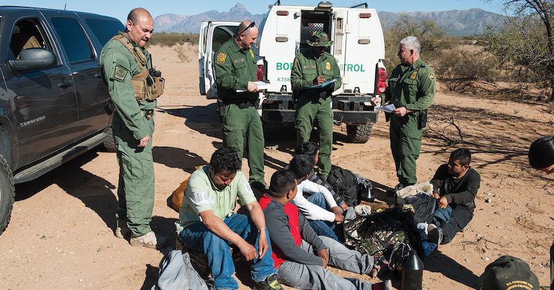 "border patrol state silko essay Jameson observed in his classic essay ""periodizing the 60s,"" the value of this  kind of  elsewhere, silko has written in her essay ""the border patrol state"" of."