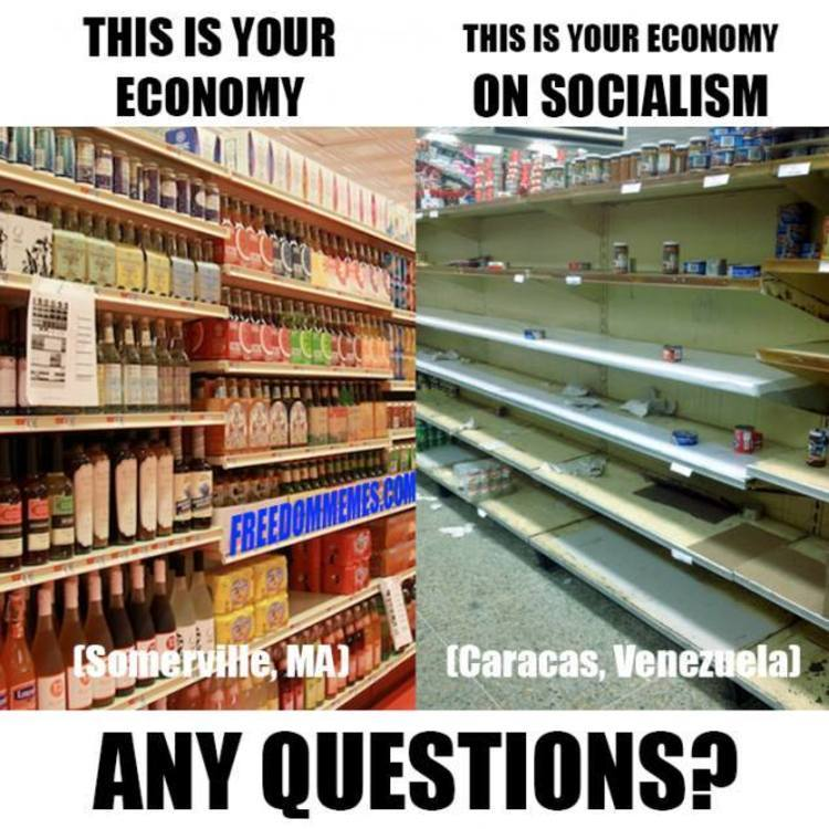 Truth About Capitalism Vs Socialism Brilliantly Illustrated