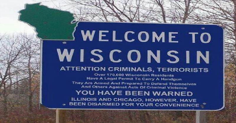 Concealed Carry Soars In Wisconsin  Murder Rate Drops