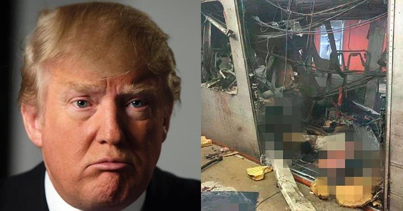 Donald Trump Warning