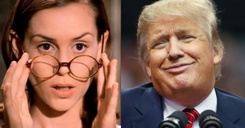 Donald Trump vs Liberals