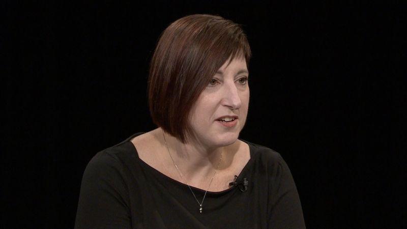 UND Professor Heidi Czerwiec