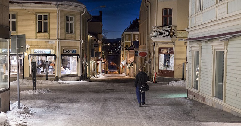 ostersund streets