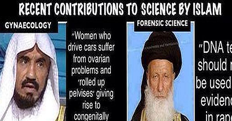 science meme islam contributions recent fb