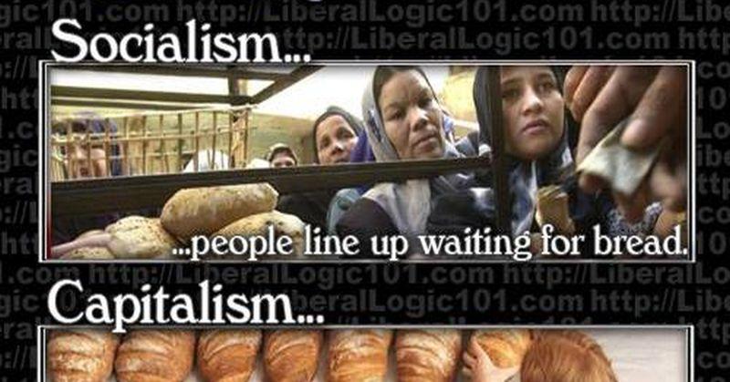 Socialism vs capitalism essay