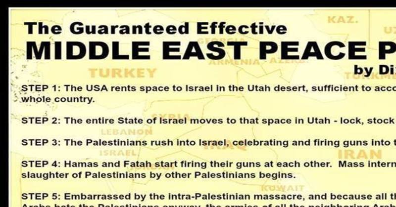 an introduction to the middle east peace plan What will 2018 bring to the middle east, new peace plan for israel, trump's peace plan, new peace plan.
