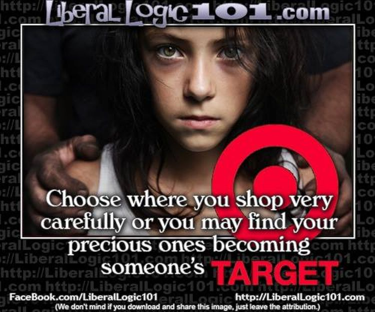 Brutal Meme Shows Why Target is Now a DANGEROUS Place to Shop