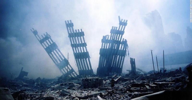 wtc rubble