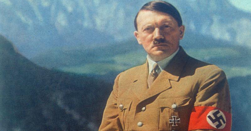 Adolf Hitler Was A Socialist