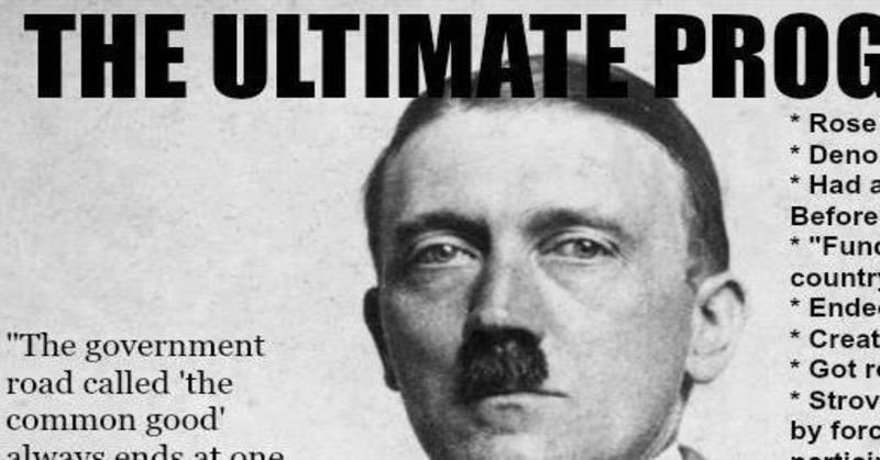 Jew Detector: Why Adolf Hitler Was The Ultimate Progressive [MEME]
