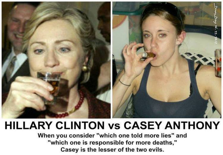 imageedit_2830_7449772365 brutal meme compares hillary clinton and casey anthony
