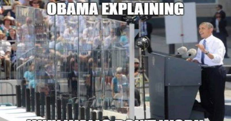 Flashback: Obama Supported Southern Border Fence in 2006 ... |Obamas Border Fence