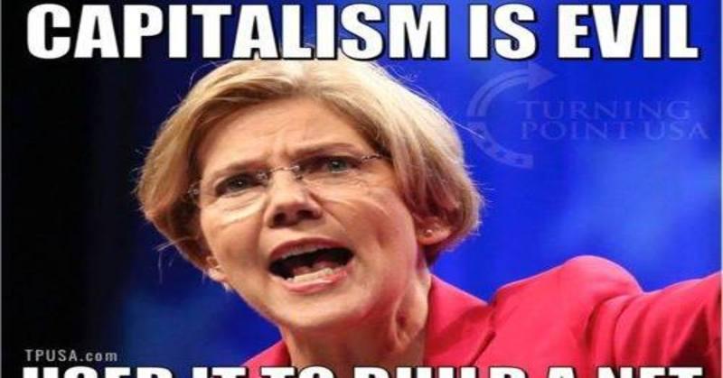 Patriotic Meme Elizabeth Warren's Con...