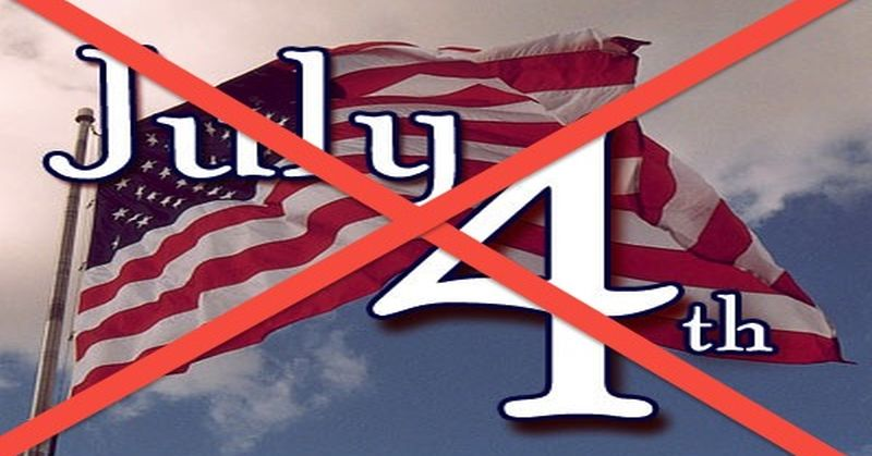 Why you must refuse to celebrate the 4th of july this year for Why is 4th of july celebrated