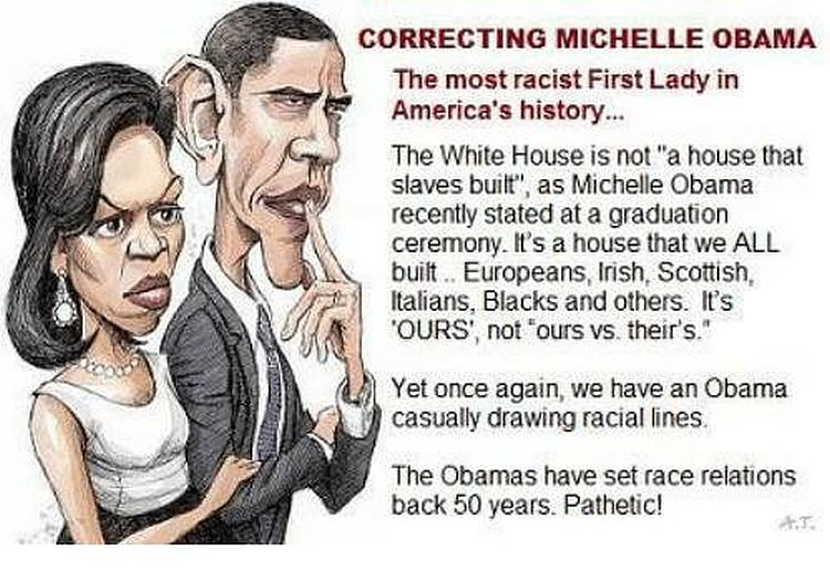 White House Not Built By Slaves