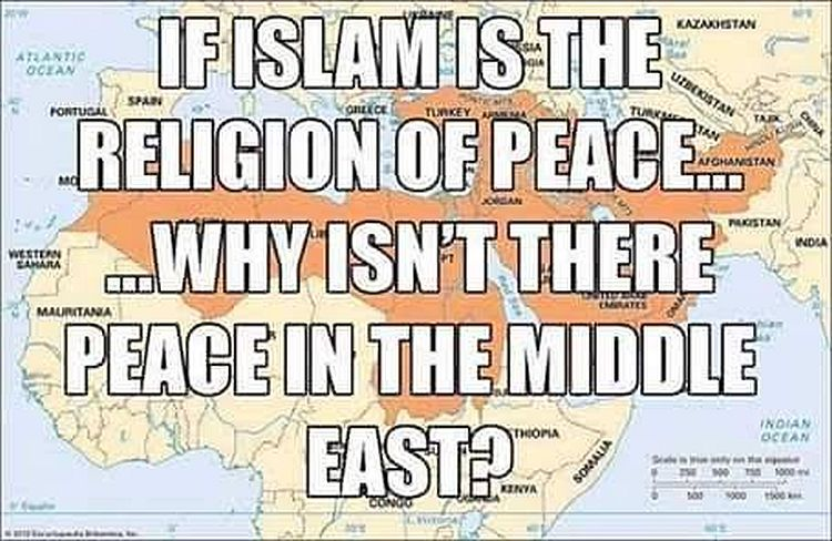 why no peace in middle east