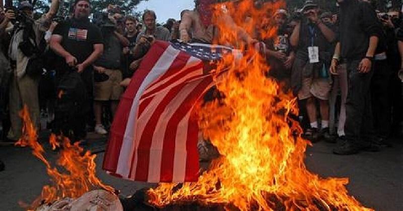 Flag burning essay