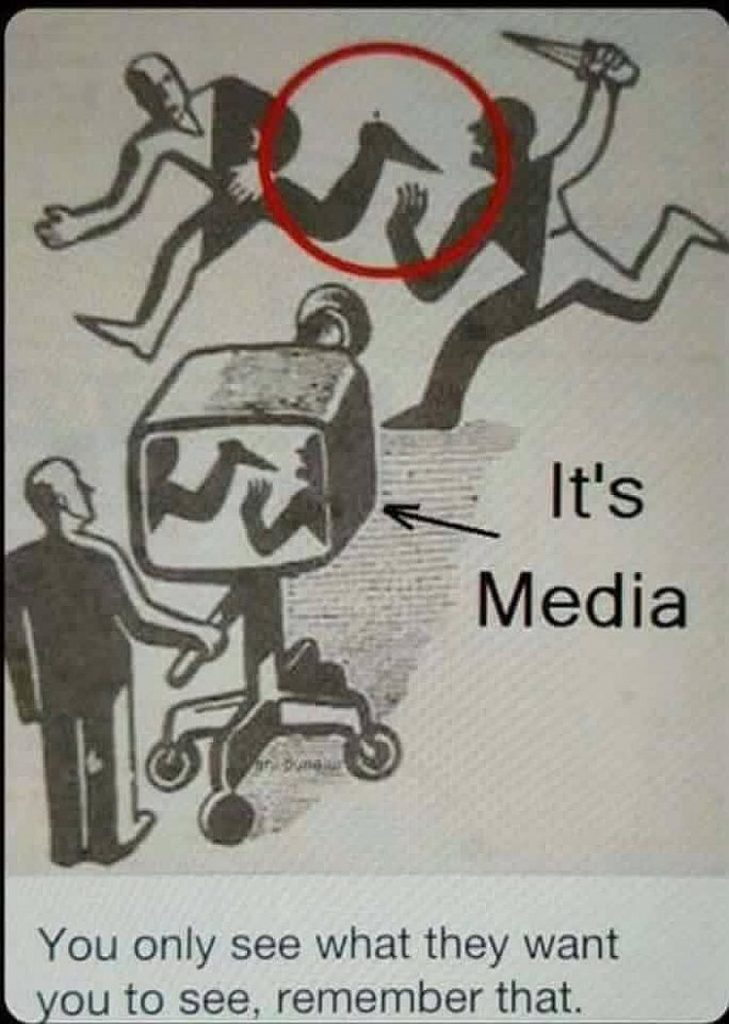 media distorts reality Best answer: a lot of times the media reports things before they have the full story they do this because being first is worth money the problem is it causes.