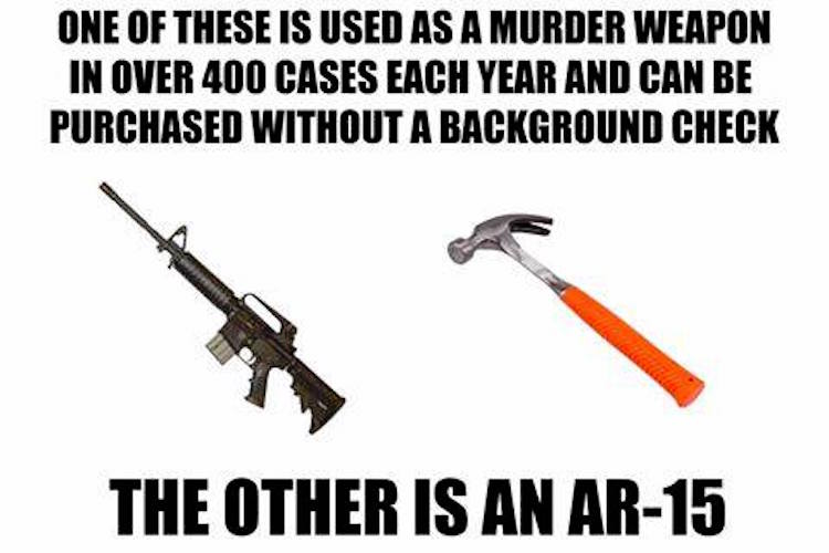 Hilarious Meme Explains Why Liberals Know Nothing About Guns