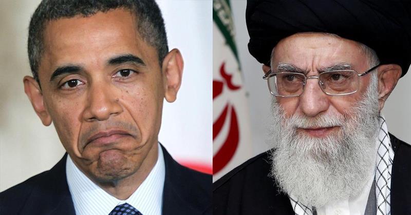 Obama vs Iran