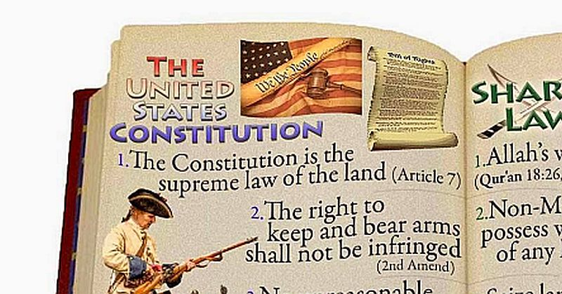 Us Constitution Vs Sharia Law Compared In 6 Brutal Ways