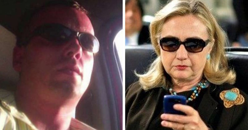 guccifer and hillary