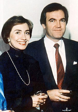 hilalry and vince foster