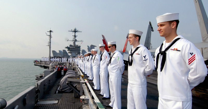 Navy men photo 36